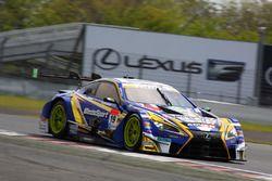 #19 Team Wedssport Bandoh Lexus LC500: Yuhi Sekiguchi, Kenta Yamashita