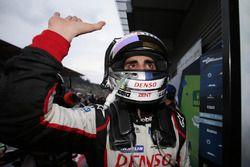 Ganador de la carrera Sébastien Buemi, Toyota Gazoo Racing