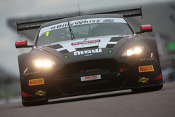Derek Johnston, Jonny Adam, TF Sport Aston Martin Vantage GT3