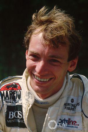 Штефан Беллоф, Tyrrell 012 Ford