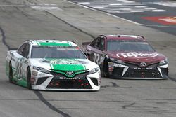 Gray Gaulding, BK Racing Toyota, Corey LaJoie, BK Racing Toyota
