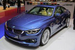 BMW Alpina B4S Bi-Turbo Coupé