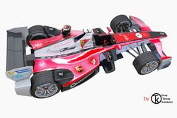 Ferrari FE, Fantezi konsept tasarım