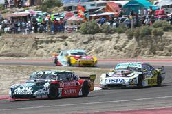 Juan Jose Ebarlin, Donto Racing Torino, Emiliano Spataro, Trotta Racing Dodge, Nicolas Bonelli, Bonelli Competicion Ford
