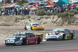 Juan Jose Ebarlin, Donto Racing Torino, Emiliano Spataro, Trotta Racing Dodge, Nicolas Bonelli, Bone