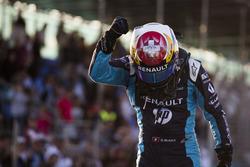 Race winner Sébastien Buemi, Renault e.Dams