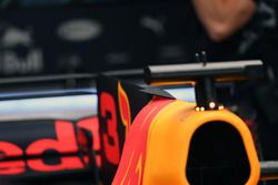 Red Bull Racing RB13: Airbox