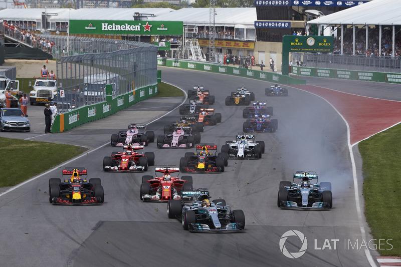 10 Haziran: Kanada GP