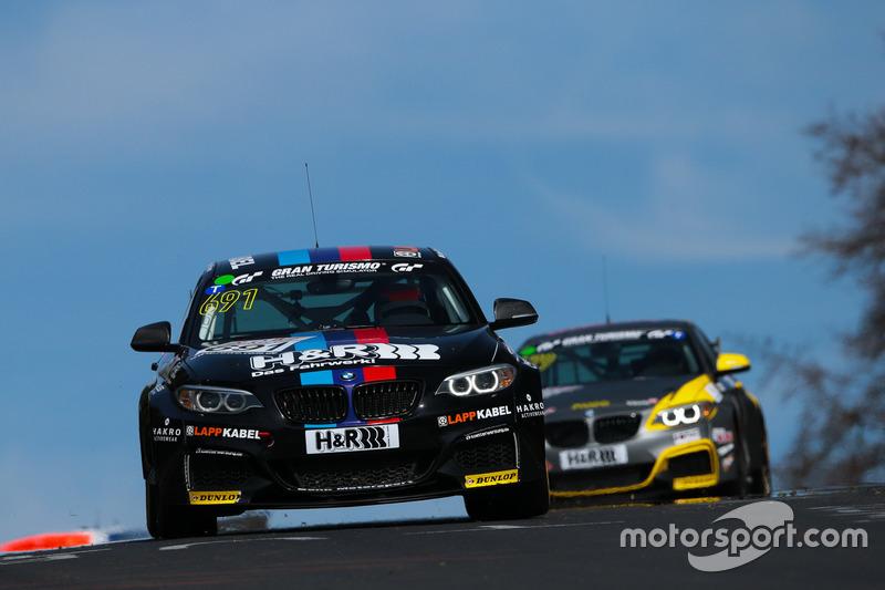 Michael Schrey, BMW M235i Racing Cup