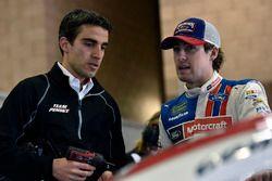 Ryan Blaney, Wood Brothers Racing Ford ve Travis Geisler