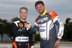 Mads Ostberg, Martin Prokop, Team JipoCar M-Sport