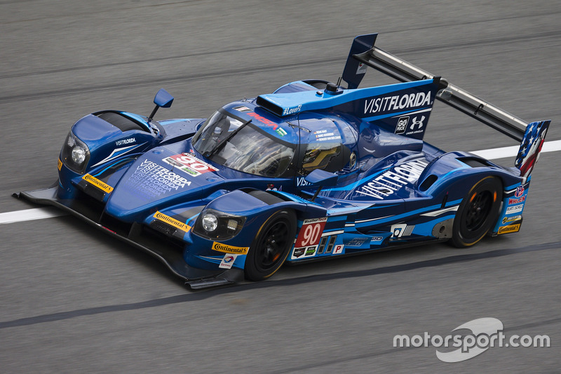 3. P: #90 VisitFlorida.com Racing, Multimatic Riley LMP2
