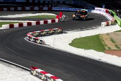 Sebastian Vettel driving the RX Supercar Lite
