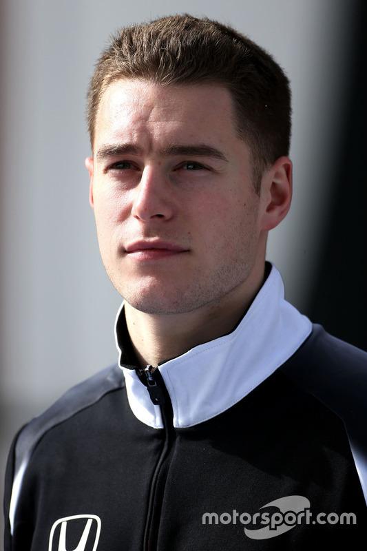 Stoffel Vandoorne, McLaren Ersatzfahrer
