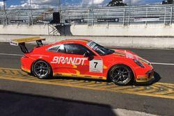 Carro de Miguel Paludo na Porsche