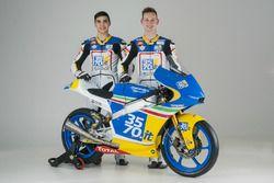 Lorenzo Petrarca, 3570 Team Italia und Stefano Valtulini, 3570 Team Italia