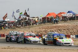 Mathias Nolesi, Nolesi Competicion Ford, Gabriel Ponce de Leon, Ponce de Leon Competicion Ford, Emanuel Moriatis, Alifraco Sport Ford