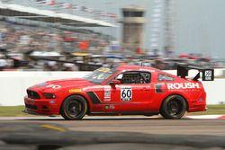 #60 Roush Performance Ford Boss 302: Jack Roush Jr.