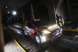 Халид Аль-Сувайди и Джованни Бераккини, Ford Fiesta R5