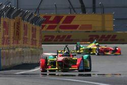 Daniel Abt, ABT Schaeffler Audi Sport et Lucas di Grassi, ABT Schaeffler Audi Sport