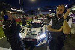 #75 Melbourne Performance Centre Audi R8 LMS: Steve McLaughlin, René Rast, Garth Tander