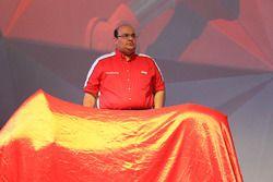 Mufaddal Choonia, Mahindra Racing SPA CEO'su