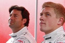 Джонатан Бомарито и Спенсер Пиго, Mazda Motorsports