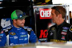 Ricky Stenhouse Jr., Roush Fenway Racing Ford, Greg Biffle, Roush Fenway Racing Ford