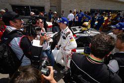Sieger GTLM: Earl Bamber, Porsche Team North America