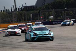 Jean-Karl Vernay, Volkswagen Golf GTI TCR, Leopard Racing
