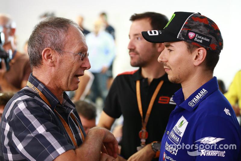 Sarron, Jorge Lorenzo, Yamaha Factory Racing