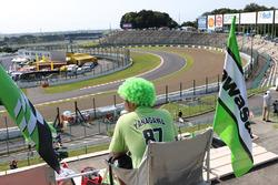 Un fan de Kawasaki