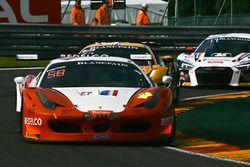 #41 Classic & Modern Racing Ferrari 458 Italia GT3: Romain Brandela, Timoth? Buret, Bernard Delhez,