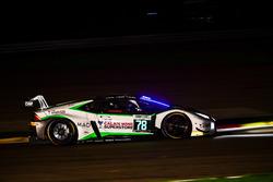 #78 Barwell Motorsport, Lamborghini Huracan GT3: Leo Machitski, Marco Attard, Marco Mapelli, Tom Kim