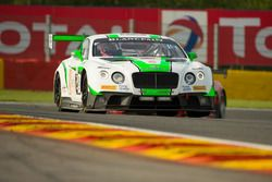#24 Team Parker Racing, Bentley Continental GT3: Tom Onslow-Cole, Ian Loggie, Callum Macleod, Andy