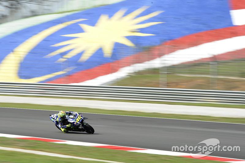 La Malaisie, pénultième Grand Prix de l'année