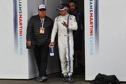 Felipe Massa, Williams avec son père Luis Antonio Massa