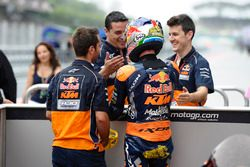 Pole: Brad Binder, Red Bull KTM Ajo