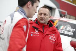 Craig Breen, Citroën DS3 WRC, Abu Dhabi Total World Rally Team, mit Yves Matton, Citroën, Motorsport
