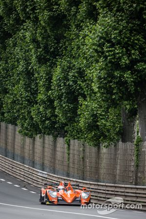 #38 G-Drive Racing Gibson BR01 Nissan: Simon Dolan, Jake Dennis, Giedo Van der Garde