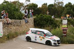 Marco Soliani, Gr Sport, Suzuki Swift Sport R1B