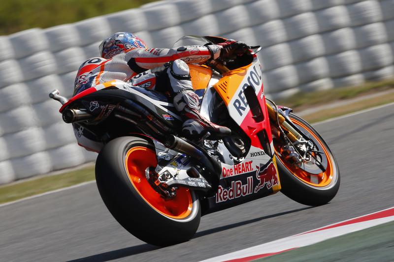 Dani Pedrosa (Honda), 3. Platz