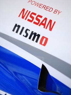 Logo de Nissan Nismo