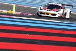 #13 AF Corse Ferrari 458 Italia: John Dhillon, Stéphane Lemeret