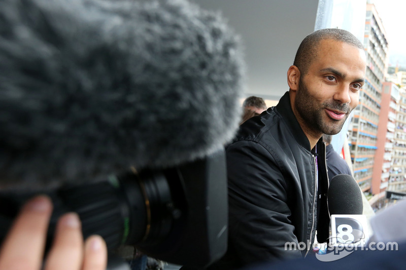Tony Parker, Basketballspieler