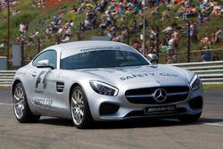 F1 Mercedes safety car