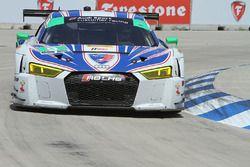 #9 Stevenson Motorsports Audi R8 LMS GT3 : Matt Bell, Lawson Aschenbach