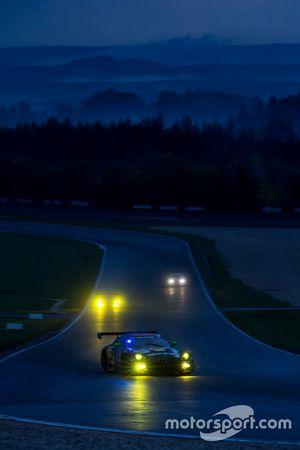 #8 Haribo Racing Team - AMG, Mercedes-AMG GT3: Uwe Alzen, Lance David Arnold, Maximilian Götz, Jan S