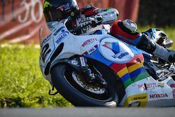 Bruce Anstey, Honda