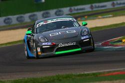 Riccardo Pera, Ebimotors, Porsche Cayman Sport Club 251
